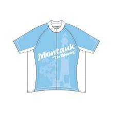 Women's Montauk Cycling Jersey