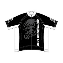 Montauk Bike Shop Men's Jersey